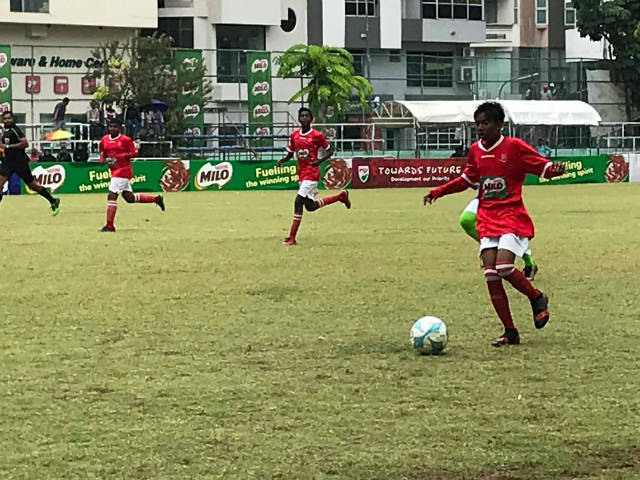 Inter-School U14 Football Taournament  Majeediyya VS Billabong - Image 4
