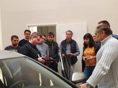 Projekt STEP AHEAD II – Automotive Innovation and Teacher training Academy - Obrázok 4